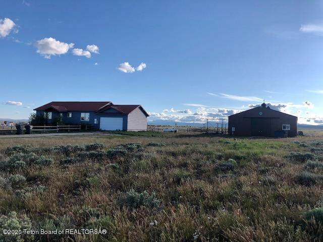 19 Glacier Rd, Daniel, WY 83115 (MLS #20-455) :: The Group Real Estate