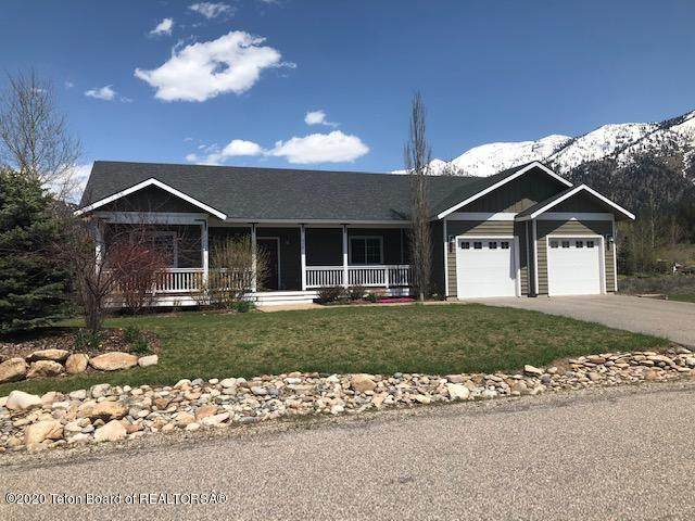 216 Columbine, Alpine, WY 83128 (MLS #20-486) :: West Group Real Estate