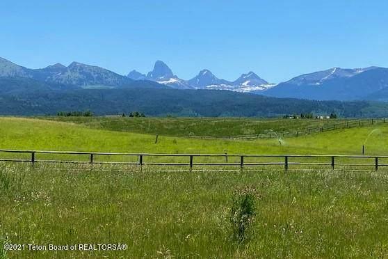 Indian Ridge Rd, Driggs, ID 83422 (MLS #21-2089) :: Coldwell Banker Mountain Properties