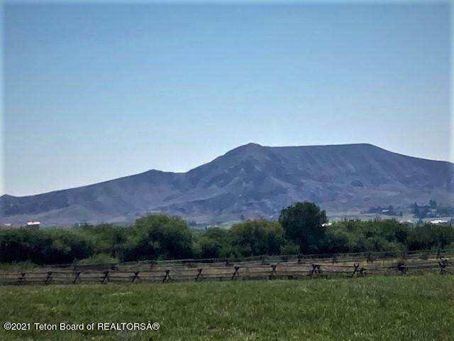 TBD Mustang Dr, Dubois, WY 82513 (MLS #21-2895) :: Coldwell Banker Mountain Properties