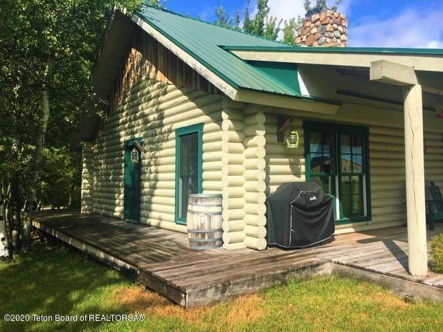 1890 Larsen Lane, Alta, WY 83414 (MLS #20-597) :: Sage Realty Group