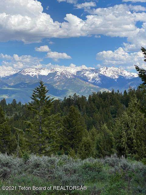 SE4 SW4 S Stonegate Drive, Fairview, WY 83119 (MLS #21-2038) :: Coldwell Banker Mountain Properties