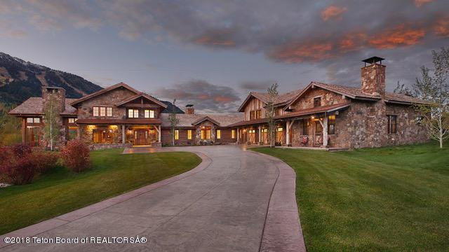 Address Not Published, Teton Village, WY 83025 (MLS #17-1479) :: Sage Realty Group
