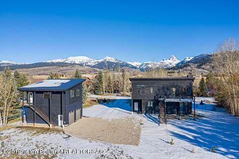 275 Targhee Towne Rd, Alta, WY 83414 (MLS #19-773) :: Sage Realty Group