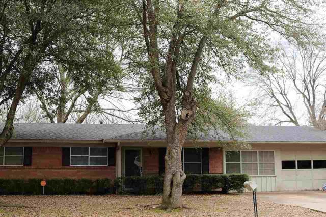 4013 Honeysuckle Ln, Texarkana, TX 75503 (MLS #100037) :: Coldwell Banker Elite