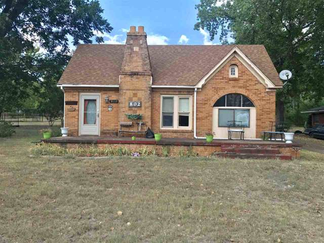 802 E 1st Street, Hughes Springs, TX 75656 (MLS #101387) :: Better Homes and Gardens Real Estate Infinity