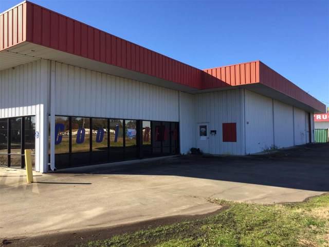 1120 Realtor Ave, Texarkana, AR 71854 (MLS #101959) :: Better Homes and Gardens Real Estate Infinity