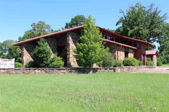 1211 E Lincoln St, Idabel, OK 74745 (MLS #103344) :: Better Homes and Gardens Real Estate Infinity