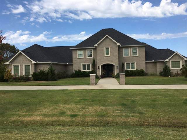 5306 Rolling Hls, Texarkana, TX 75503 (MLS #103836) :: Better Homes and Gardens Real Estate Infinity