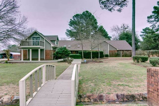 114 Crumpton Dr, Texarkana, TX 75503 (MLS #104475) :: ScaleSpace Realty