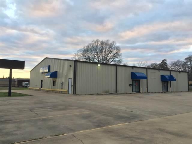 102 E Allday St., Atlanta, TX 75551 (MLS #104504) :: ScaleSpace Realty