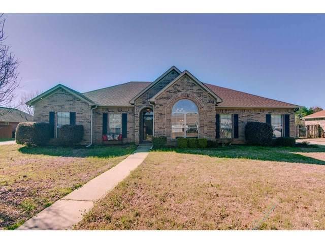 6705 Lawson Circle, Texarkana, TX 75503 (MLS #104521) :: ScaleSpace Realty