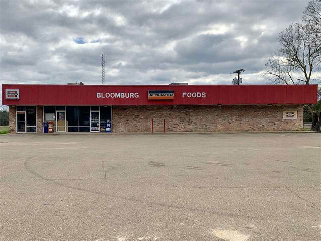 120 E Main, Bloomburg, TX 75556 (MLS #104536) :: ScaleSpace Realty