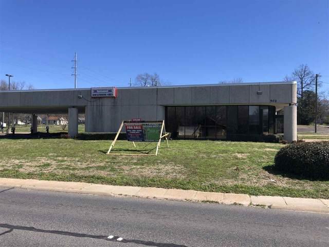 502 East St, Texarkana, AR 71854 (MLS #104587) :: Better Homes and Gardens Real Estate Infinity