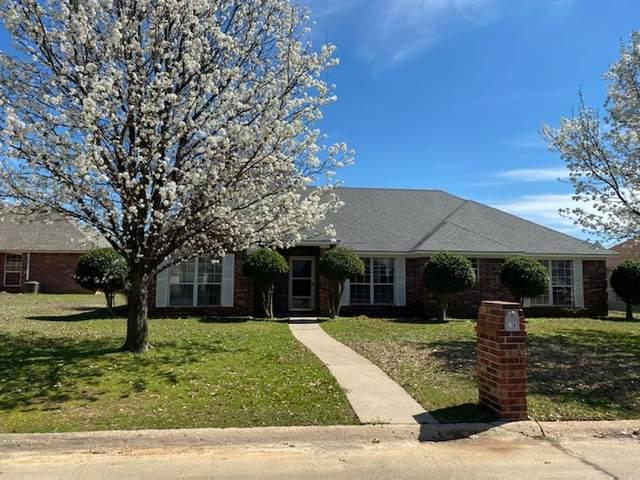 56 Fernwood, Texarkana, TX 75503 (MLS #104624) :: ScaleSpace Realty