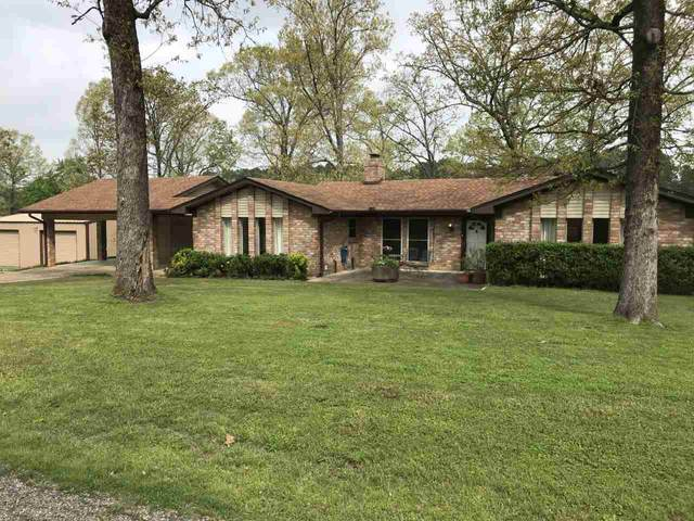 1310 Choctaw Drive, Atlanta, TX 75551 (MLS #104707) :: ScaleSpace Realty