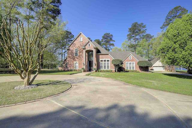 10 Meadow Vista Cir., Texarkana, TX 75503 (MLS #104709) :: ScaleSpace Realty