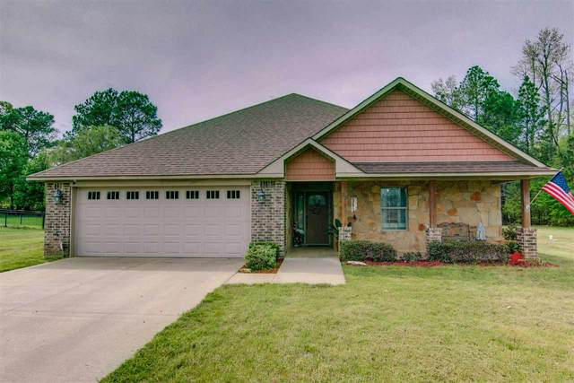 12 Morghan Lane, Texarkana, TX 75501 (MLS #104717) :: ScaleSpace Realty
