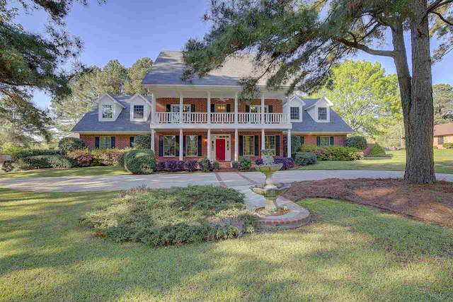 8 Forrest Brook Ln., Texarkana, TX 75503 (MLS #105059) :: Better Homes and Gardens Real Estate Infinity