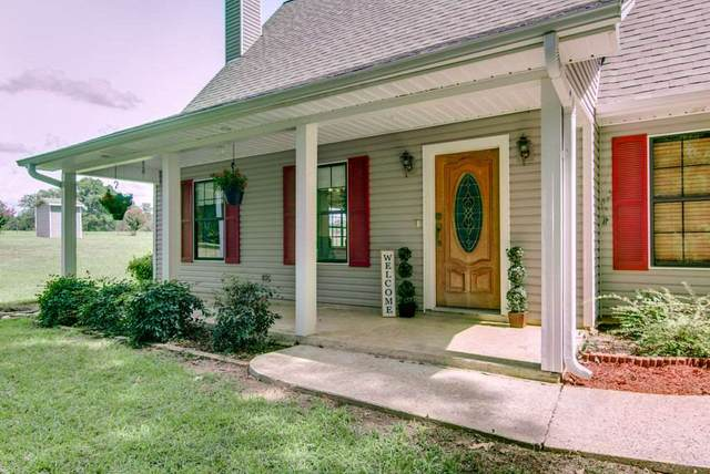 102 Mc 43, Fouke, AR 71837 (MLS #105376) :: Better Homes and Gardens Real Estate Infinity