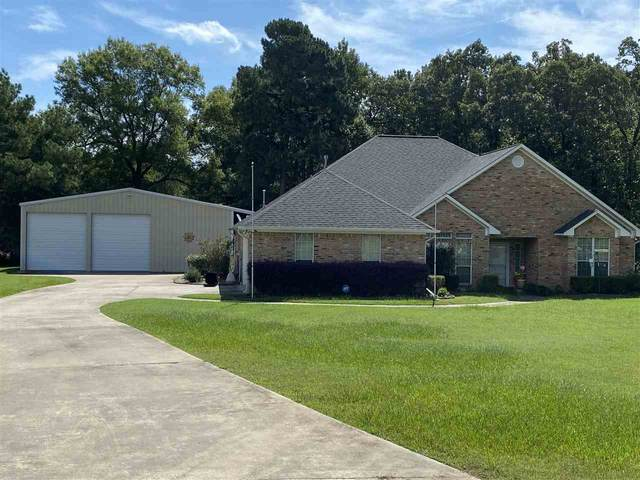 37 Beaver Lake Dr., Texarkana, TX 75501 (MLS #105579) :: Better Homes and Gardens Real Estate Infinity
