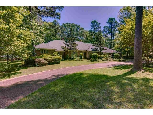 56 Dogwood Lake Dr, Texarkana, TX 75503 (MLS #105664) :: Better Homes and Gardens Real Estate Infinity