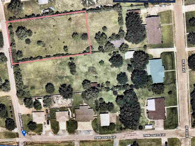 204 Browning Drive, Hooks, TX 75561 (MLS #105678) :: Better Homes and Gardens Real Estate Infinity