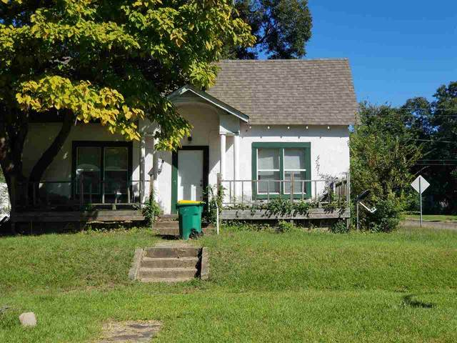 2002 Walnut, Texarkana, TX 75501 (MLS #105736) :: Better Homes and Gardens Real Estate Infinity