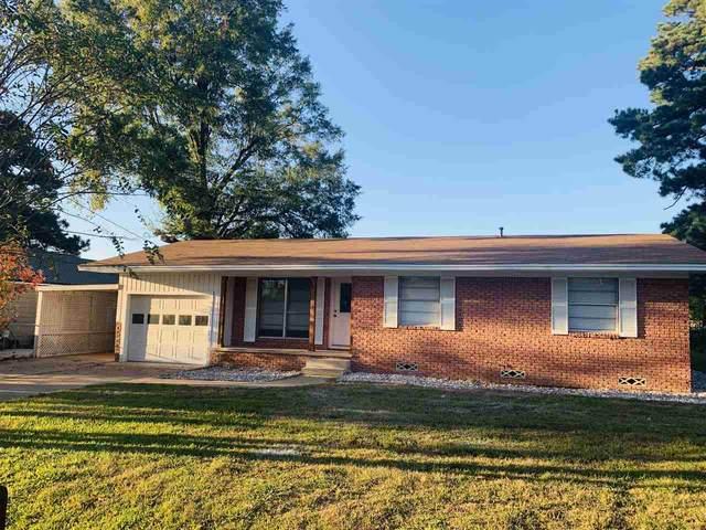 116 Wood St, DeKalb, TX 75559 (MLS #105737) :: Better Homes and Gardens Real Estate Infinity
