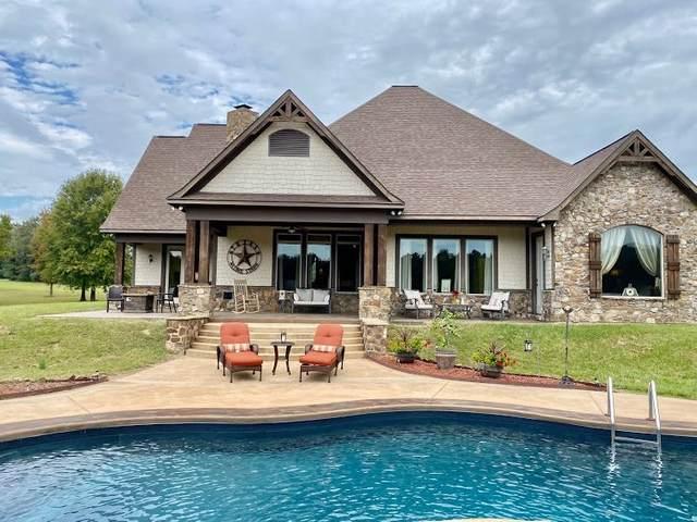 2145 Fm 2328, Atlanta, TX 75551 (MLS #105763) :: Better Homes and Gardens Real Estate Infinity