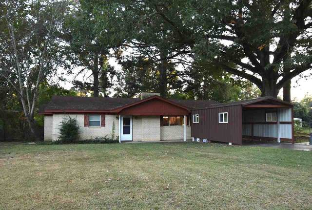508 Mimosa, Texarkana, TX 71854 (MLS #105797) :: Better Homes and Gardens Real Estate Infinity