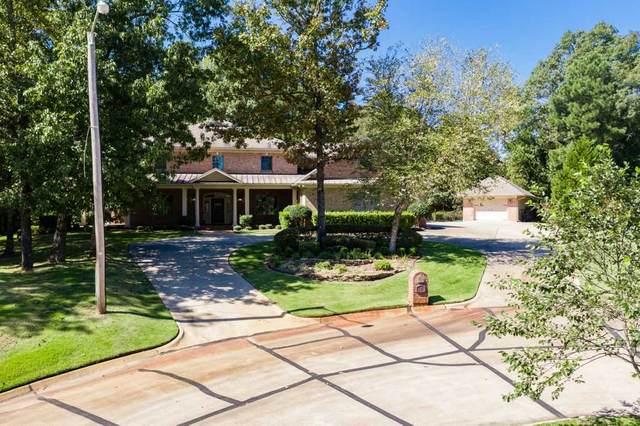 3 Elmwood Pl, Texarkana, TX 75503 (MLS #105853) :: Better Homes and Gardens Real Estate Infinity