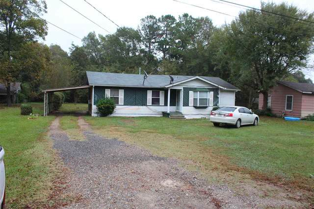820 Moncrief, Prescott, AR 71857 (MLS #105865) :: Better Homes and Gardens Real Estate Infinity