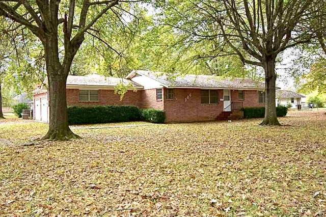 306 Redwater Rd, Wake Village, TX 75501 (MLS #105954) :: Better Homes and Gardens Real Estate Infinity