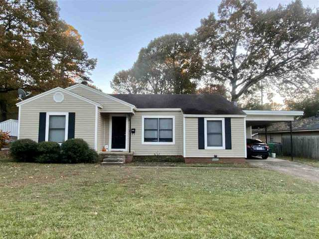 307 W 41St St, Texarkana, TX 75503 (MLS #105958) :: Better Homes and Gardens Real Estate Infinity