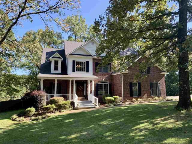 6644 Lakeridge, Texarkana, TX 75503 (MLS #105960) :: Better Homes and Gardens Real Estate Infinity