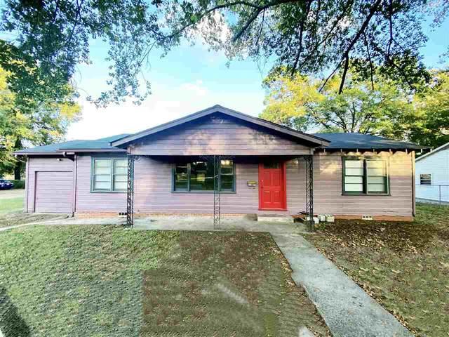 2822 Pecan, Texarkana, AR 71854 (MLS #105970) :: Better Homes and Gardens Real Estate Infinity