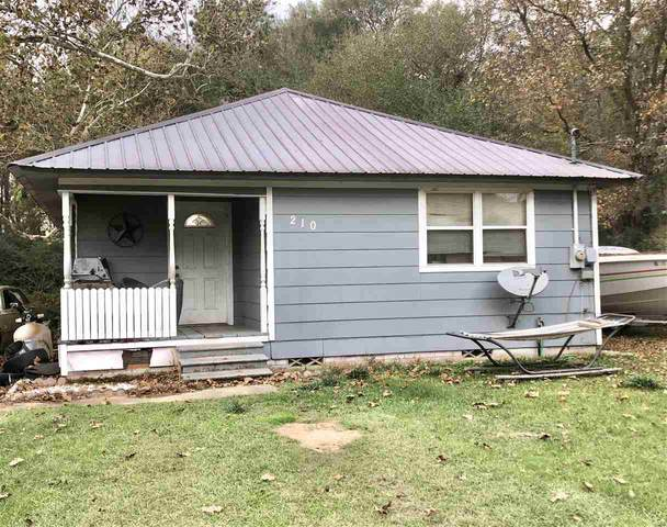 210 W Third, Atlanta, TX 75551 (MLS #105986) :: Better Homes and Gardens Real Estate Infinity