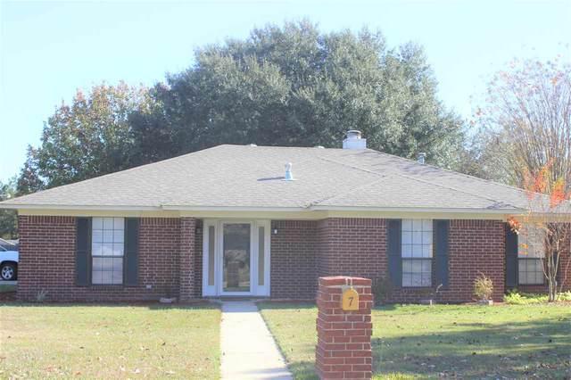 7 Diamond Circle, Texarkana, TX 75501 (MLS #106042) :: Better Homes and Gardens Real Estate Infinity