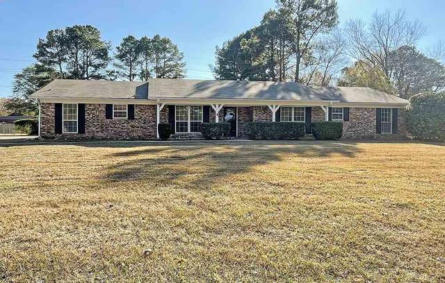 5608 Pleasant Grove Rd, Texarkana, TX 75503 (MLS #106064) :: Better Homes and Gardens Real Estate Infinity