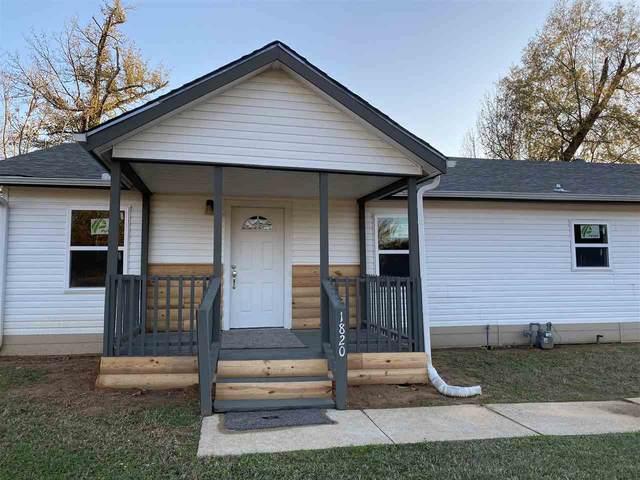 1820 E 24Th St, Texarkana, AR 71854 (MLS #106065) :: Better Homes and Gardens Real Estate Infinity