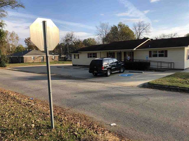 804 E 3rd, Hope, AR 71802 (MLS #106089) :: Better Homes and Gardens Real Estate Infinity