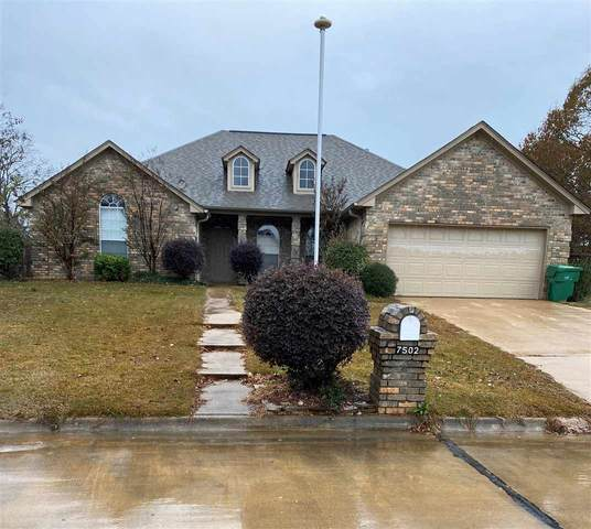 7502 Palisades, Texarkana, TX 75503 (MLS #106100) :: Better Homes and Gardens Real Estate Infinity