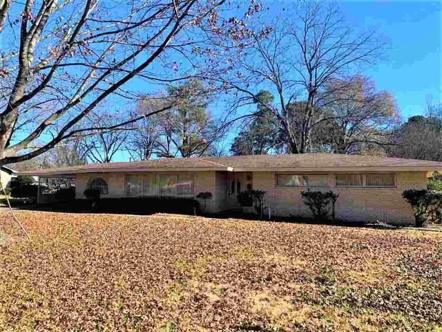108 N Davis St, New Boston, TX 75570 (MLS #106126) :: Better Homes and Gardens Real Estate Infinity