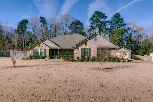 111 Silverhill Rd, Texarkana, TX 75503 (MLS #106146) :: Better Homes and Gardens Real Estate Infinity