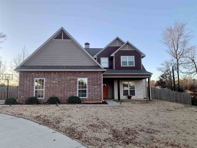 3 Kelli Ct, Texarkana, TX 75501 (MLS #106155) :: Better Homes and Gardens Real Estate Infinity