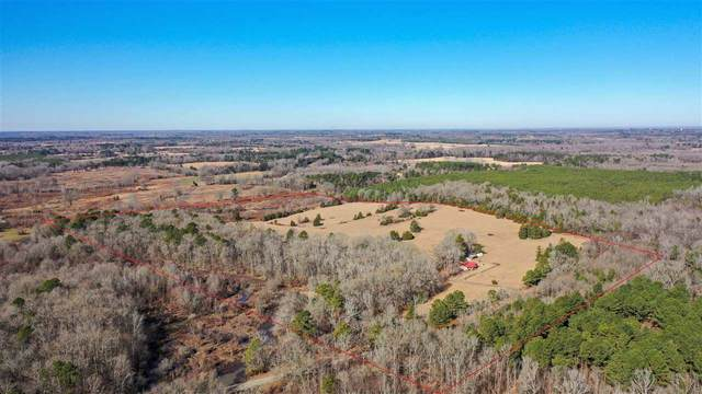 10261 N Fm 161, Hughes Springs, TX 75656 (MLS #106164) :: Better Homes and Gardens Real Estate Infinity