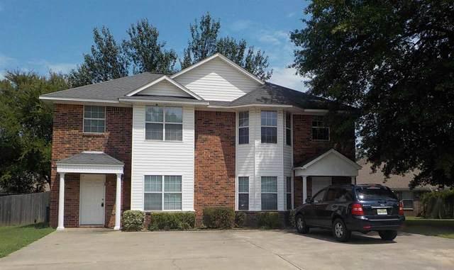 401-403 Cheyenne, Texarkana, TX 75501 (MLS #106173) :: Better Homes and Gardens Real Estate Infinity