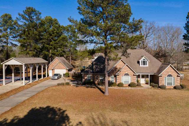 180 Shadow Dr, Texarkana, TX 75501 (MLS #106192) :: Better Homes and Gardens Real Estate Infinity