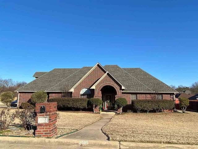 2505 Cathedral Dr, Texarkana, AR 71854 (MLS #106219) :: Better Homes and Gardens Real Estate Infinity